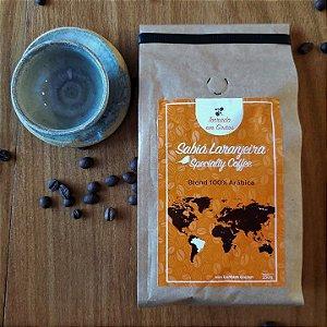 Café Especial Sabiá Laranjeira Blend 86