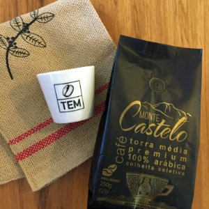 Café Monte Castelo Torra Média