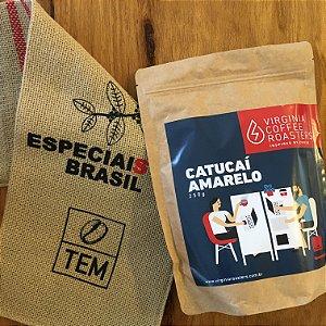 Café Virgínia Coffee Roasters - Catucai Amarelo