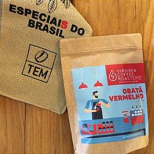 Café Virgínia Coffee Roasters - Obatã Vermelho