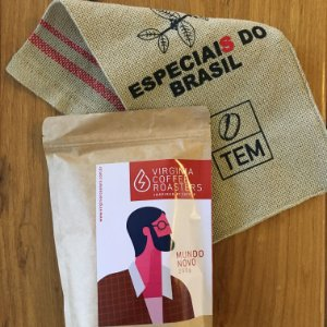 Café Virgínia Mundo Novo