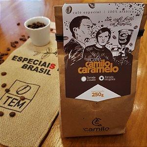 Café Especial Camilo Caramelo