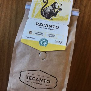Café Especial Recanto - Floral, Bourbon Amarelo