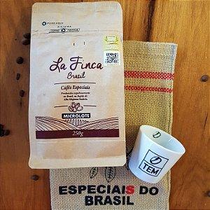 Café Especial La Finca Microlote 87 pontos