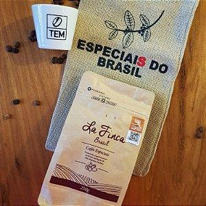 Café Especial La Finca 84 pontos