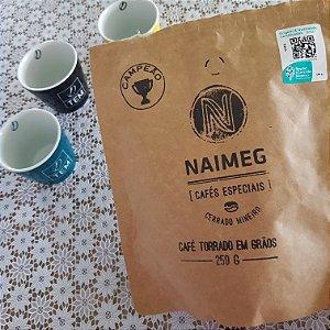 Café Especial Naimeg Natural - LOTE CAMPEÃO do Concurso do Cerrado Mineiro 2020