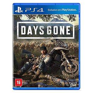 JOGO DAYS GONE PS4