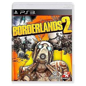 JOGO BORDERLANDS 2 PS3