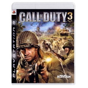 JOGO CALL OF DUTY 3 PS3