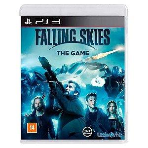 JOGO FALLING SKIES: THE GAME PS3