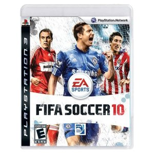 JOGO FIFA 10 PS3