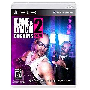 JOGO KANE E LYNCH: DOGS DAYS 2 PS3
