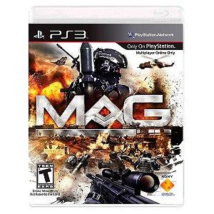 JOGO MAG PS3