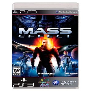 JOGO MASS EFFECT PS3