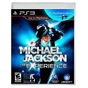 JOGO MICHAEL JACKSON: THE EXPERIENCE PS3