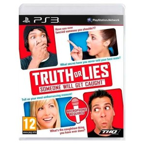 JOGO TRUTH OR LIES PS3