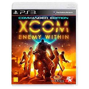 JOGO XCOM: ENEMY WITHIN PS3