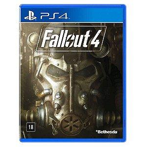 JOGO FALLOUT 4 PS4 - NOVO