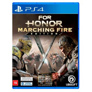 JOGO FOR HONOR: MARCHING FIRE PS4