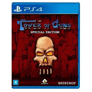 JOGO TOWER OF GRUNS PS4
