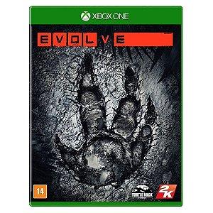 JOGO EVOLVE XBOX ONE
