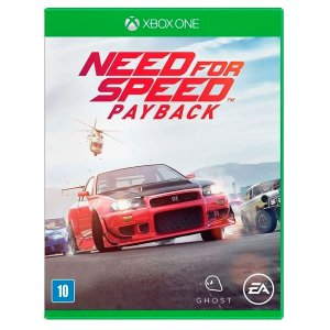 JOGO NEED FOR SPEED: PAYBACK XBOX ONE