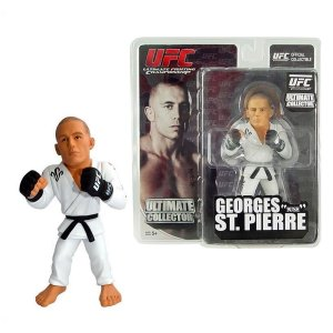 Miniatura UFC Ultimate Collection Georges St.Pierre