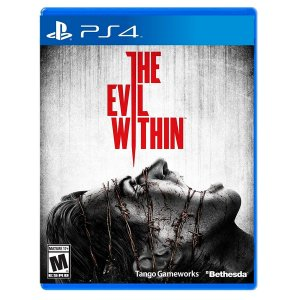 JOGO THE EVIL WITHIN PS4