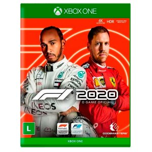 JOGO F1 2020 XBOX ONE