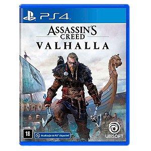 JOGO ASSASSIN´S CREED: VALHALLA PS4