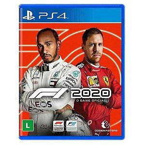 JOGO F1 2020 PS4