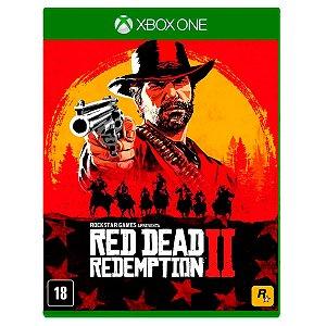 JOGO RED DEAD REDEMPTION 2 XBOX ONE