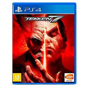 JOGO TEKKEN 7 PS4