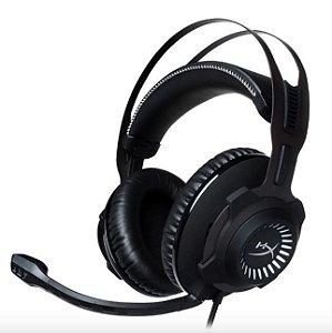headset gamer Hyperx Cloud Revolver Pro Gaming Preto/Cinza