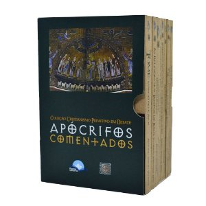 Coleção Apócrifos Comentados Cristianismo Primitivo Em Debate 9 Volumes