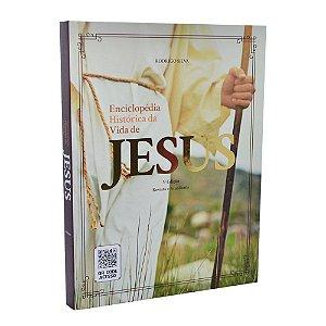 Enciclopédia Histórica da Vida De Jesus Rodrigo Silva