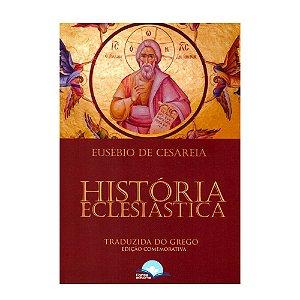 Livro História Eclesiástica Eusébio De Cesareia
