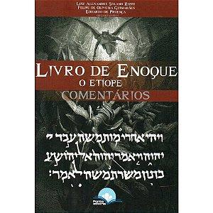 Livro de Enoque O Etíope Com Comentários - Apócrifo