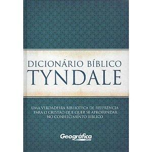 Dicionario Bíblico Tyndale Capa Dura