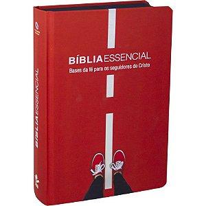 Bíblia Sagrada Essêncial Bases da Fé Vermelha