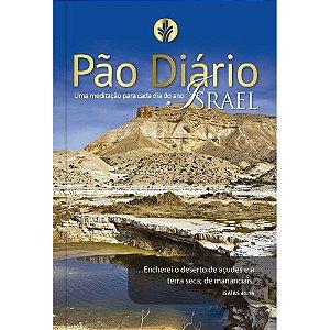 Pão Diário Volume 24 - Capa Israel