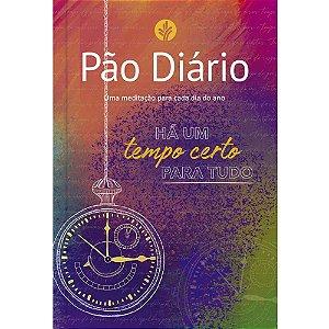 Pão Diário Volume 24 - Capa Tempo Certo