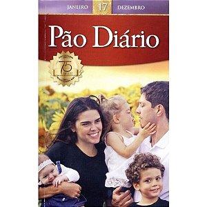 KIT PÃO DIÁRIO 20 UNIDADES EDIÇÃO 17 CAPA FAMÍLIA