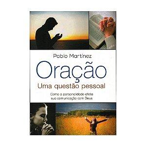 ORAÇÃO - PABLO MARTÍNEZ
