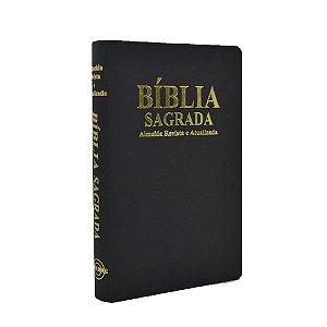 Bíblia Sagrada Almeida Revista E Atualizada