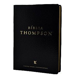 Bíblia Thompson - Luxo Preta