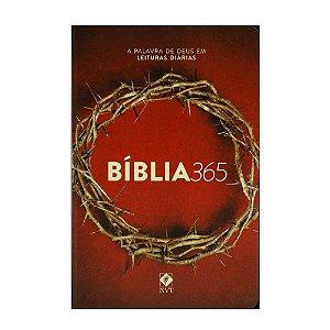 Bíblia365 NVT Coroa - A Palavra De Deus Em Leituras Diárias