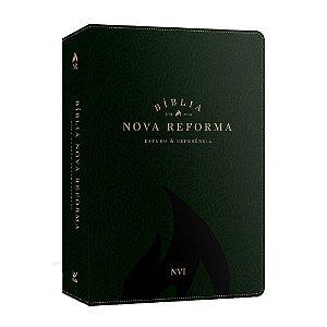 Bíblia Nova Reforma NVI Verde - Editora Vida