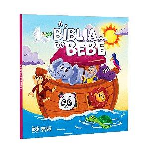 A Bíblia Do Bebê - Editora Bicho Esperto
