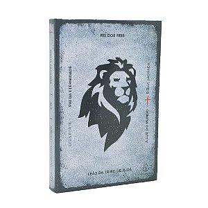 Bíblia Sagrada ACF Média Capa Dura Rei dos Reis Editora Principis